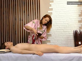 Hungarian first time lesbian massage for Nagyarc